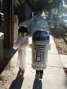 Children's star wars fancy dress