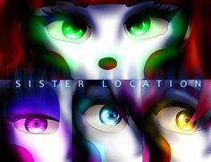 FNaF Sister Location. by Taiga-Kira.deviantart.com on @DeviantArt