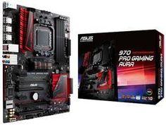 ASUS 970 PRO GAMING/AURA AMD 970 (Socket AM3+) Motherboard | 970 PRO GAMING/AURA | Novatech