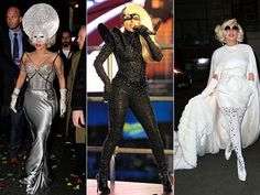 lady gaga outfits - Google Search