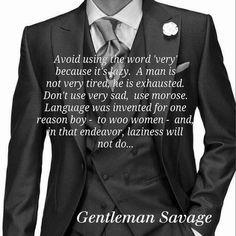 Gentleman Got Class