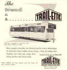 1954 Trail-ette