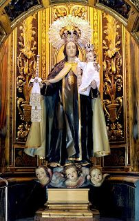Laudes para la solemnidad de la Virgen del Carmen