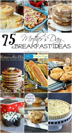 Collection of 75 Mother's Day Breakfast Ideas - Will Cook For Smiles