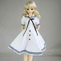120# Clothes Dress/Suit/Outfit 1/4 MSD DOD BJD Dollfie