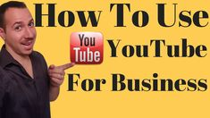 How To Use YouTube for Business  ||  FREE Training on How To Start An Online Business Today - http://www.lifecoachlj.com/HomeBiz/ In this video I discuss how to properly make a youtube video and... https://www.youtube.com/watch?v=Gdcve8zx93M