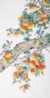 Chinese Other Fruits Painting,66cm x 130cm,2340009-x