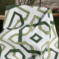 Piecemaker Quilts: Celtic Knot quilt