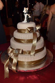 nuevas tendencias en decoracin de tortas tortas de boda decoracion en dorado