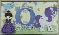 Kaleidoscopic Sparkles: Little Princess Card :)~ kaleidoscopicsparkles.blogspot.com
