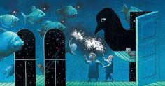 Where a Dream Dreams by Janis Baltvilks