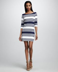 ShopStyle: Lilly Pulitzer Cassie Striped Dress
