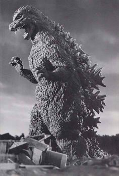 Godzilla , King Of The Monsters  - 1956                                                                                                                                                                                 More