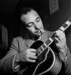 "Jean ""Django"" Reinhardt was a Belgium-born French guitarist and composer of Romani ethnicity. Reinhardt is regarded as one of the greatest guitar players of all time."