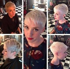 Good Style for Short Hair