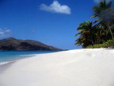 Sandy Cay, British Virgin Islands
