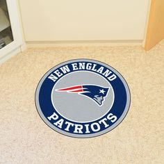 New England Patriots Roundel Mat