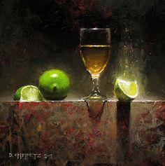 Sync by David Cheifetz Oil ~ 6 x 6