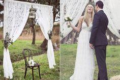 Top 10 Creative Wedding Ceremony Backdrops
