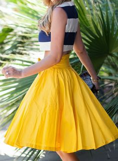 yellow skirt #ootd #loveit #style #fashion #fashionblogger