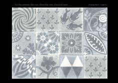 Gorgeous Emerie & Cie tiles