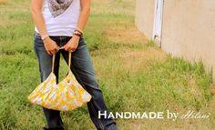 Handmade by Hilani: My {Summer} Purse #sew #diy
