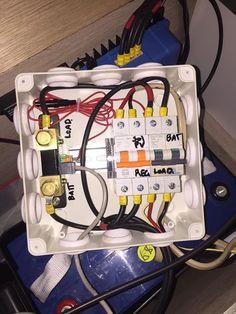 Wiring setup pg3 Caravan Ideas