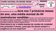 CURSO MATEMÁTICA ENEM 2016 QUESTÃO 162 PROVA ROSA RESOLVIDA EXAME NACION...https://youtu.be/vxoUyCHvQyw