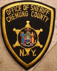 Chemung county Sheriff NY