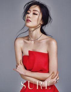 SECRET Member Han Sunhwa Poses for SURE Magazine   Koogle TV