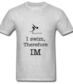 swim quotes for shirts Olympic Badminton, Olympic Games Sports, Sport Gymnastics, Olympic Gymnastics, Quotes For Shirts, Shirt Sayings, Swimmer Girl Problems, Swimming Memes, I Love Swimming