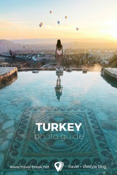 The best places to visit in Turkey for photography, adventure, luxury and culture. Tips and wanderlust from the travel blog Travel-Break.net via @TravelBreak