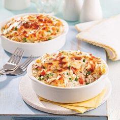 Casserole de légumes, riz et thon - Recettes 5-15 - Recettes express 5/15 - Pratico Pratique