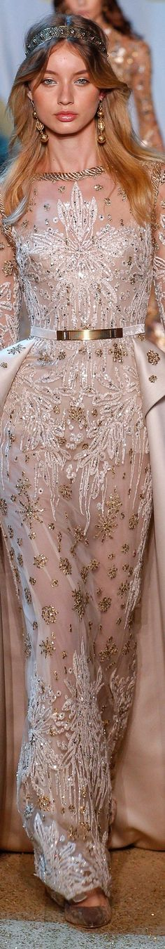 Elie Saab - Fall 2017 Couture
