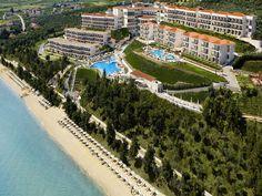 Ikos Oceania Resort 5 Stars luxury hotel in Kassandra - Nea Moudania Offers Reviews