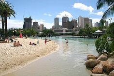 When it comes to fine dining, there's no shortage of options in Brisbane. This guest post highlights some of the best food in Brisbane. Brisbane River, Brisbane Queensland, Brisbane City, Melbourne Beach, Australia Beach, Australia Photos, Queensland Australia, Melbourne Australia, Places