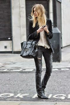 tough and chic