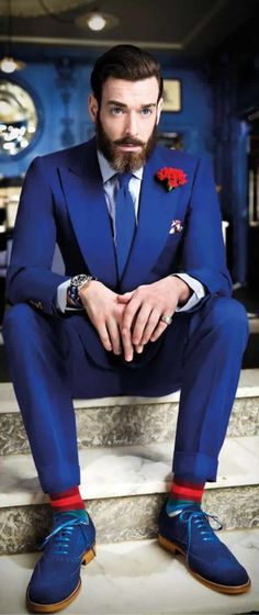Do Well. Live Well. And #Dress Really Well... ~ Andre Emilio - Su Misura Suit Inbox us or 📞 0300-0800744 & 0300-0800745 for pricing and designer's appointment. Address: Fashion Central, Fortune Mall, 20-A, Block C-3, MM Alam Road Gulberg III, #Lahore #MensFashion #Style #Fashion #MenStyle #AndreEmilio #Bespoke #Suits