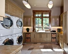 Traditional Laundry Room Design, Pictures, Remodel, Decor and Ideas - page 32