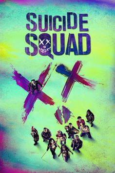 From DC Comics comes the Suicide Squad, an antihero team of incarcerated supervillains who act as deniable assets for the United States government, undertaking high-risk black ops missions in exchange for commuted prison sentences Viola Davis, Margot Robbie Movies, Adam Beach, Jay Hernandez, Three Best Friends, Movie Website, Deadshot, Hd Movies Online, Movies Playing