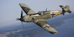 Messerschmitt Bf 109 E-3 (Emil) : The Flying Heritage Collection