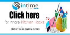 Kitchen Cleaning, Kitchen Hacks, Cleaning Service, Organize, Home Appliances, Money, Website, Health, House Appliances