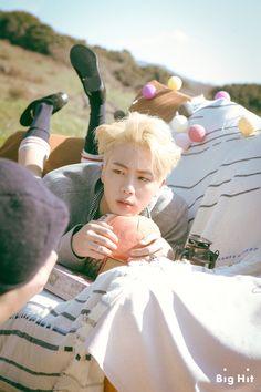 Jin #bts#cute#love