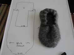 http://chrisknitsinniagara.blogspot.co.nz/2008/03/quick-slippers-felted-feet.html