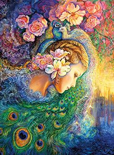 Online shopping for Jigsaw Puzzles from a great selection at Toys & Games Store. Josephine Wall, Celtic Dragon, Celtic Art, Islamic Art Calligraphy, Calligraphy Alphabet, Fairytale Fantasies, Funny Animal Quotes, Graffiti Alphabet, Wall Drawing