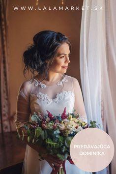 Cena: 222 € Silueta: A-Línia Veľkosť na štítku: 36 (EU) Značka/dizajnér: Nešpecifikované Stav: Použité (oblečené na svadbe) Girls Dresses, Flower Girl Dresses, Silhouettes, Wedding Dresses, Flowers, Fashion, Dresses Of Girls, Bride Dresses, Moda