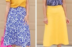 Waist Skirt, High Waisted Skirt, Skirt Tutorial, Tutorials, Skirts, Diy, Fashion, Moda, Bricolage