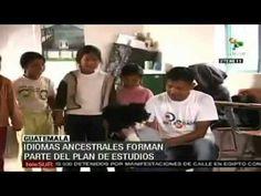 Escuelas en Guatemala buscan  potenciar educación bilingüe