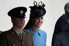 Kate Middleton - The 70th Anniversary of D-Day Landings Commemorated