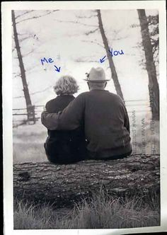 i love cute old couples